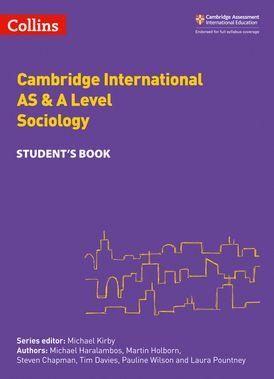 Collins Cambridge AS Level Sociology Student Book