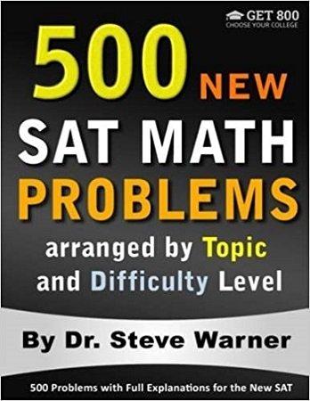 New 500 Sat Math problems