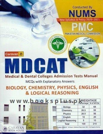buyCaravan MDCAT NUMS Manual 2021