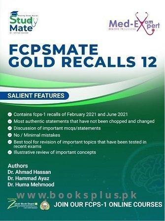 FCPS Mate Gold Recalls 12