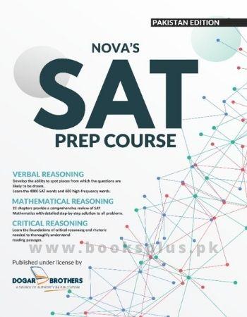 Nova's SAT Pakistan Edition