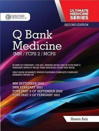 Qbank Medicine IMM MCPS FCPS 2nd edition