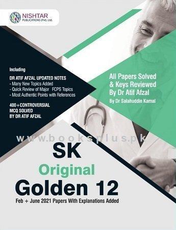 SK Original Golden 12