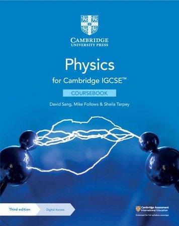 Cambridge IGCSE Physics Coursebook 3rd Edition 2021
