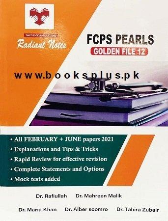 Rafiullah Radiant Notes FCPS Pearls golden 12