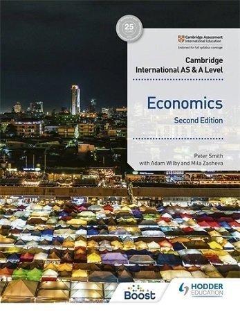Cambridge A Level Economics Hodder 2nd Edition